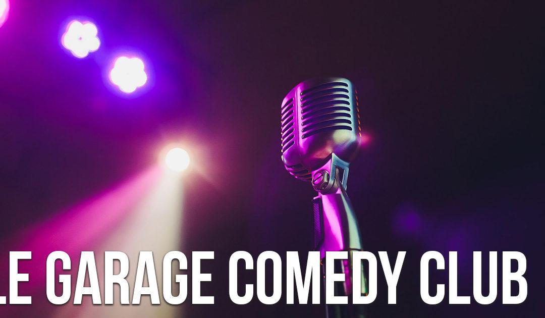 Le garage Comedy Club à Marseille