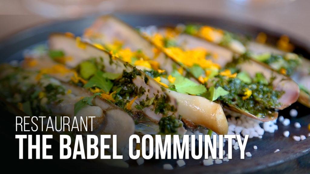 The Babel community change sa carte ! 😋