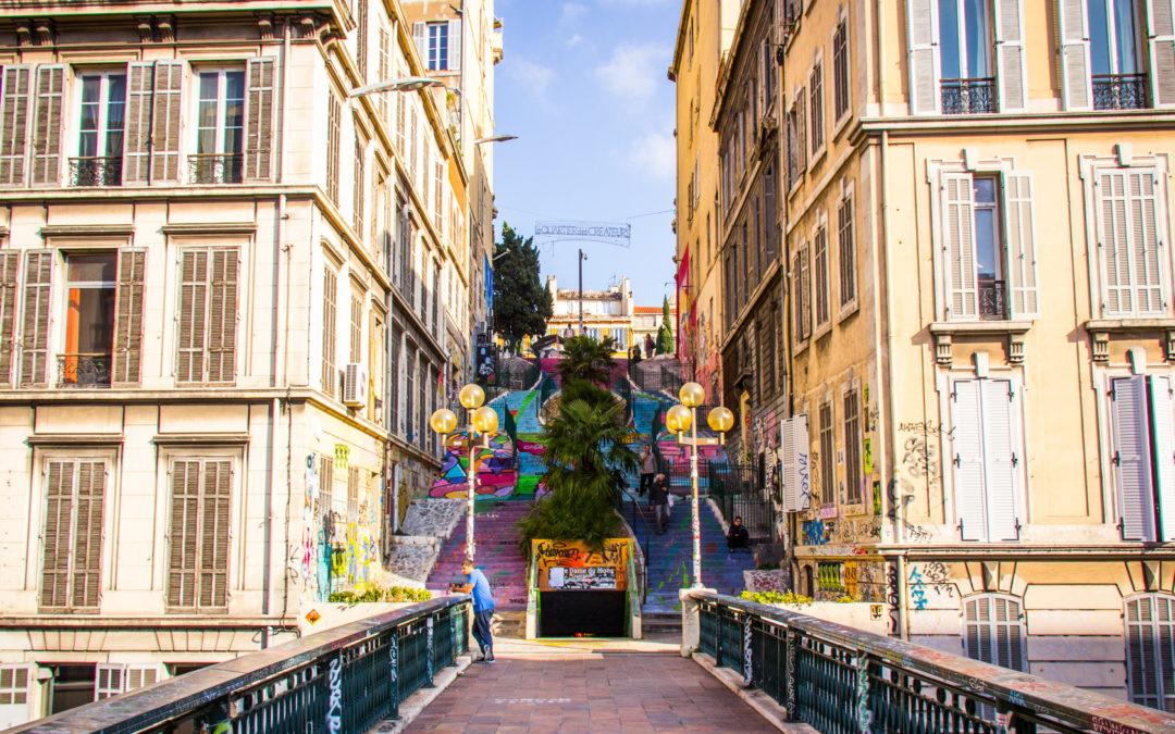 Ta balade du week-end : De l'Opéra au Cours Julien