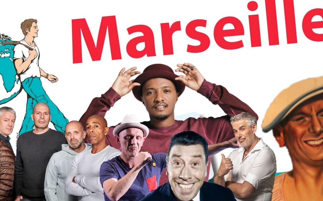 Visiter Marseille à travers 10 chansons