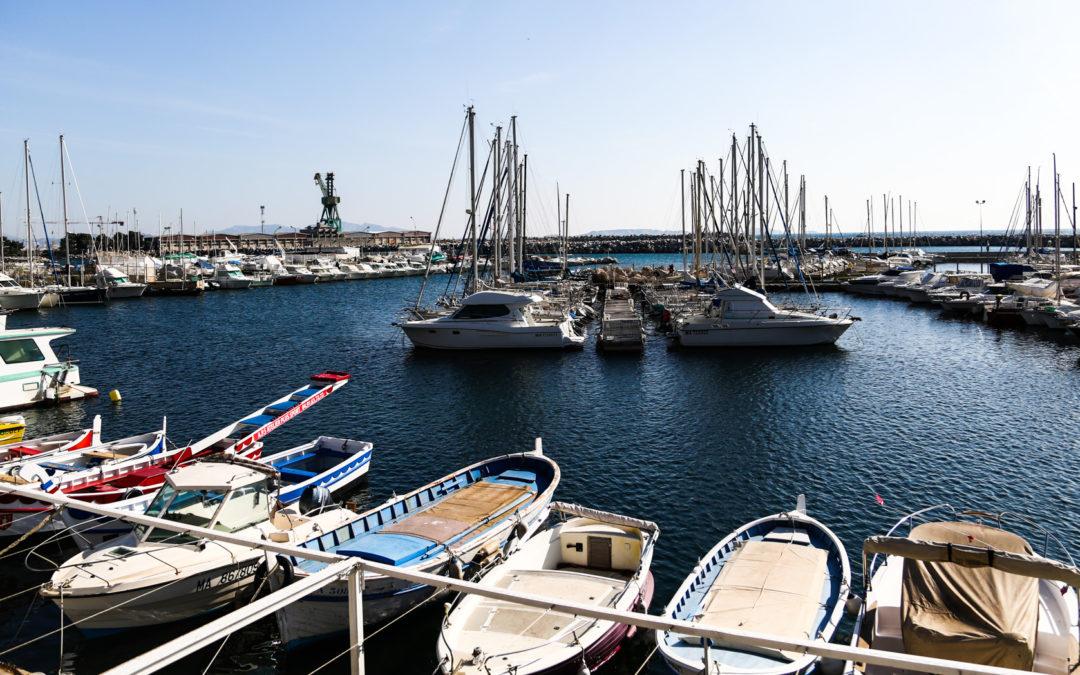 Ta Balade du week-end : du port de l'Estaque aux plages de Corbières !