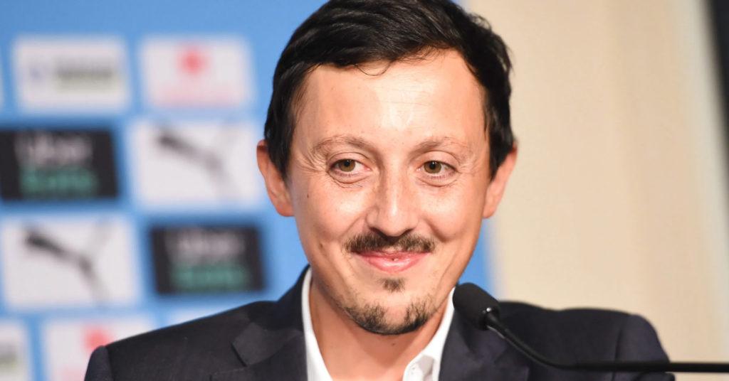 Pablo Longoria est le nouveau président de l'OM
