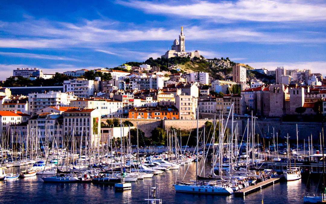Marseille, 2600 ans d'histoire ?