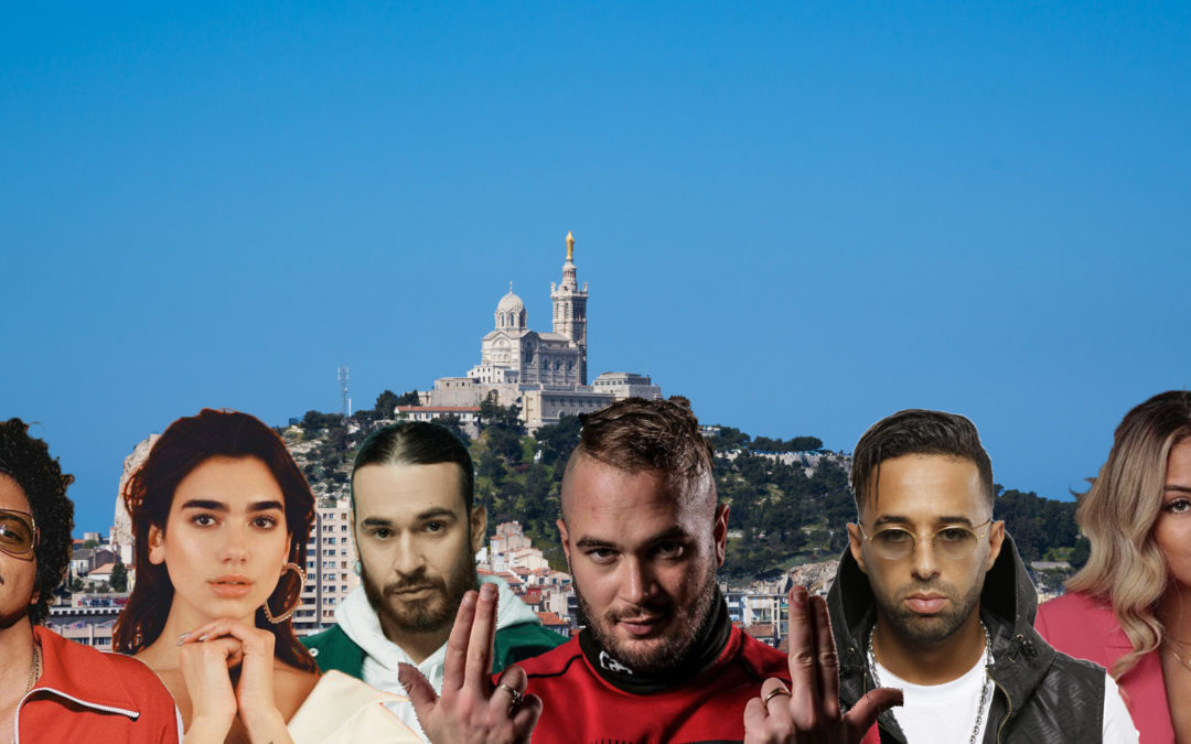 Quels sont les morceaux qui font vibrer Marseille ?