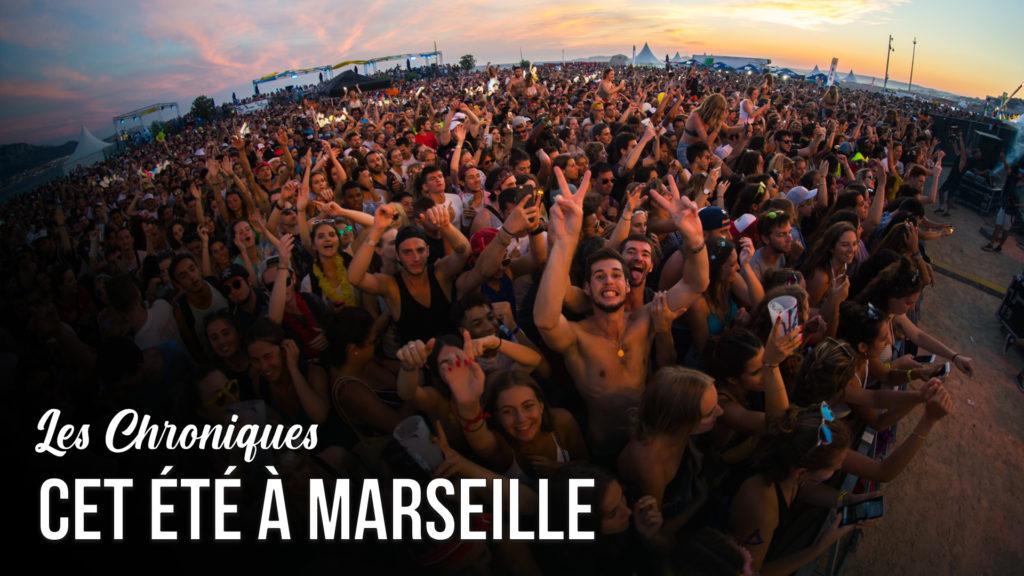 Les festivals de l'été à Marseille
