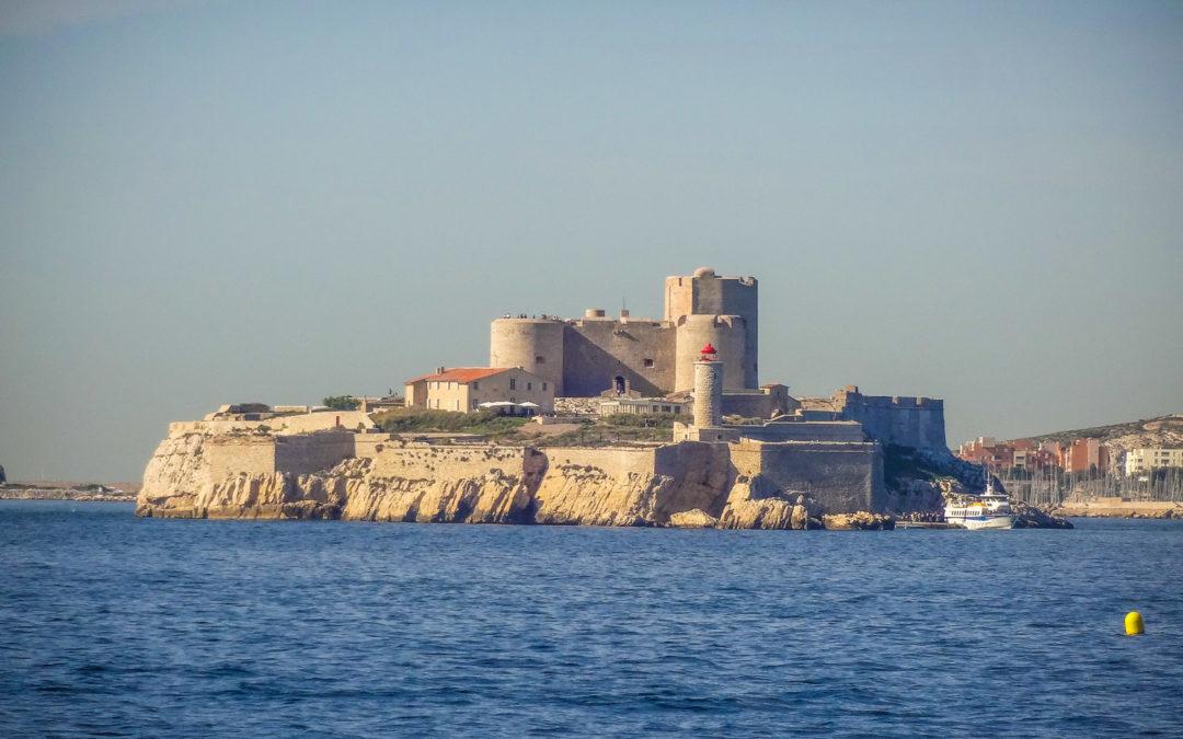 Ta balade du week-end : À la découverte du Château d'If !