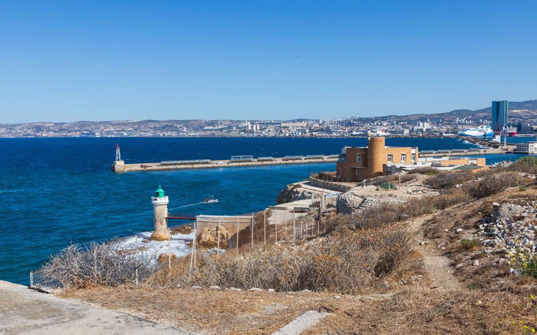 Les secrets de Marseille : la visite depuis la Marine Nationale par thomapix