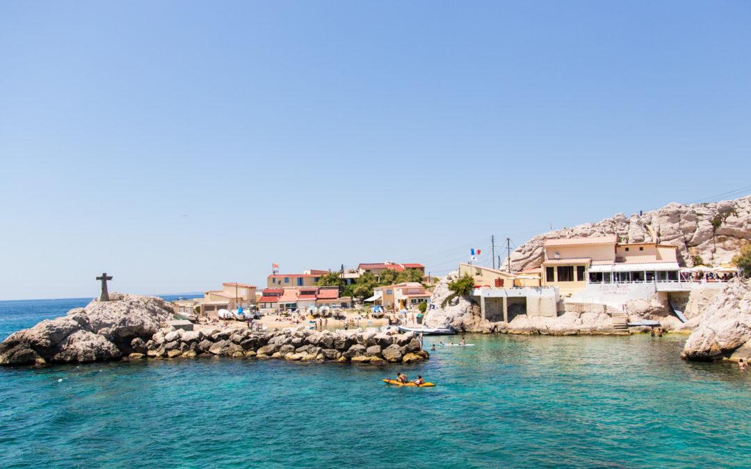 Où se baigner à Marseille cet été ?