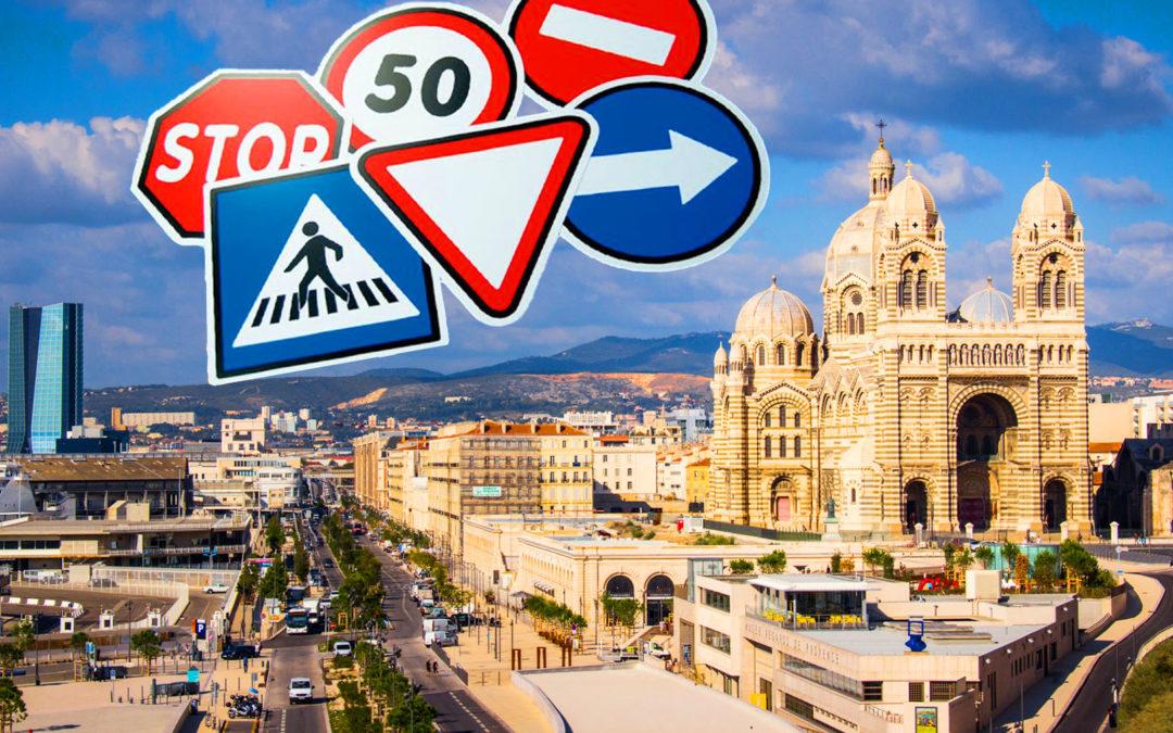 Connaissez-vous le code de la route Marseillais ?