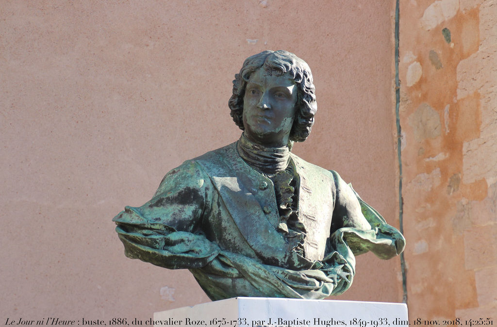 Nicolas Roze, héros de la Peste honoré par le virage sud du stade Vélodrome