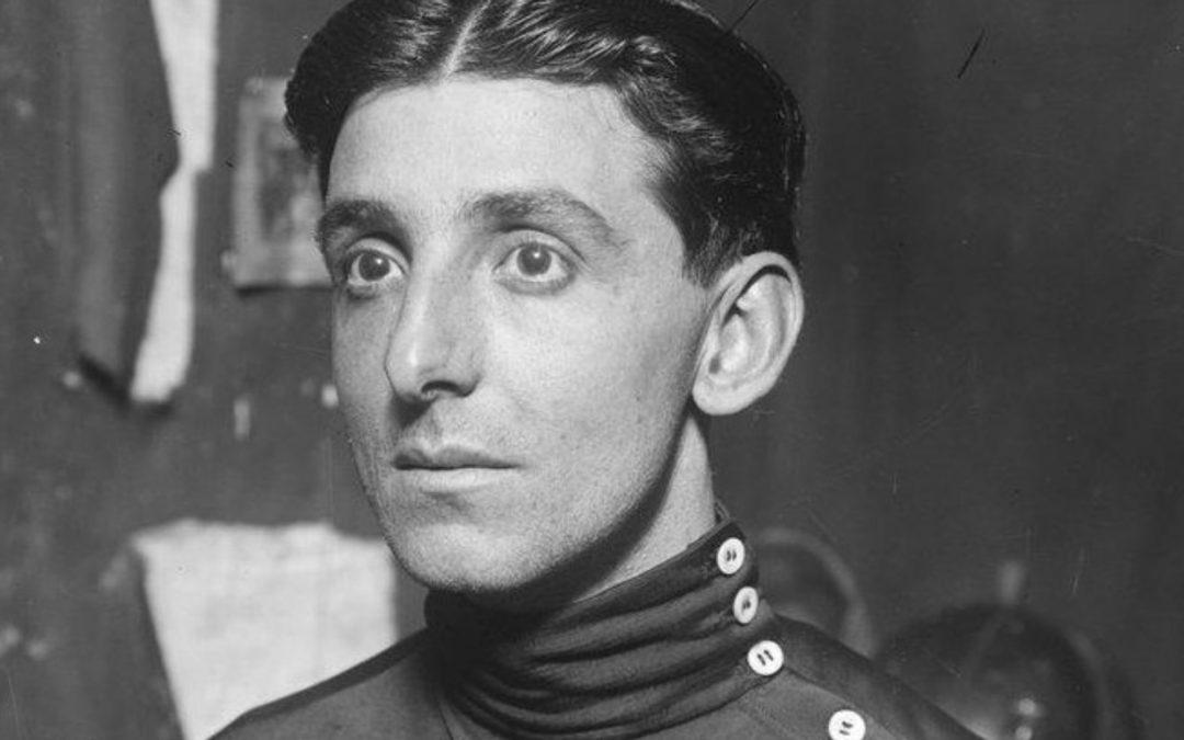 Gustave Ganay, le cycliste honoré par le Vélodrome