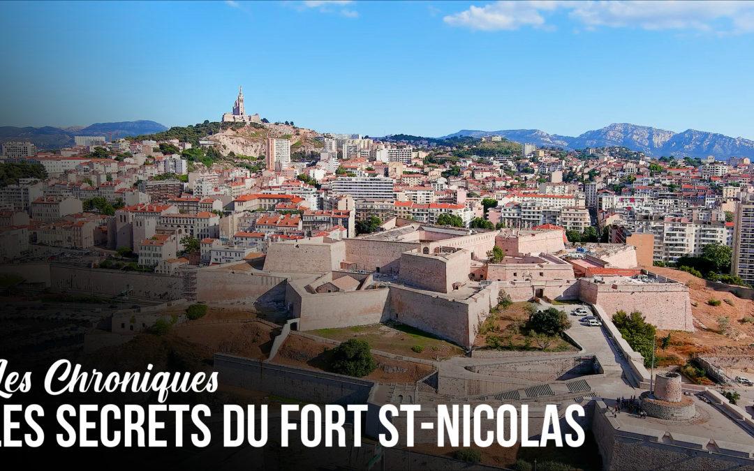 Les secrets du fort Saint-Nicolas